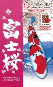JPD Fujizakura Health Diet Koi Food